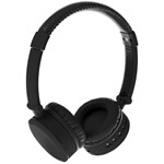 Goodmans Bluetooth Headphones with Mic Black