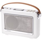Goodmans Oxford Retro 60's DAB Radio Cream