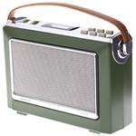Goodmans Oxford Retro 60's DAB Radio Green
