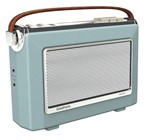 Goodmans Oxford Retro 60's DAB Radio Sky Blue