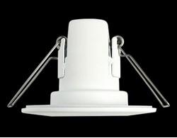 Halers H2 Lite LED Downlight Matt White 3000K Warm White