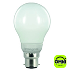 Integral GLS Omni 4.6W Non Dimmable BC LED Lamp - Warm White