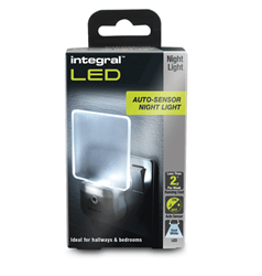 Integral LED Auto Sensor LED Night Light