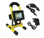 IP65 10W Rechargeable LED Floodlight