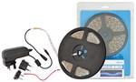 IP65 5m Warm White LED Tape Kit