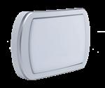 Ispot 10W LED Bulkhead (5700k) - White