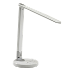 Brackenheath Ispot Blade 8W LED Desk Lamp With USB Outlet - White