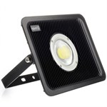 Brackenheath ispot C LED Driverless Floodlight 80W - Black