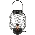 Lamp Cage - Wire Style Desk Lamp
