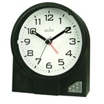 Leon Black Alarm Clock