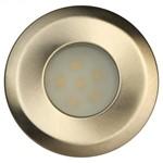 LUXFORM - Alpha Deck Light - Stainless Steel -Large