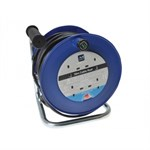 Masterplug 30m Metre Extension Cable Reel 13 Amp 4 Socket 30 Metre