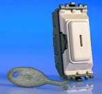 MK K4898Whi Key Switch 20A 2Way