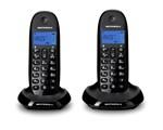Motorola C1202 Twin Dect Cordless Telephone