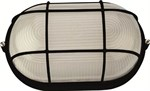Oval Outdoor Wire Duard Bulkhead