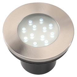 Plug & Play Hibria LED Submersible Recess Outdoor Garden Decking Light