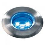 Plug & Play Astrum Blue LED IP68 Recess Outdoor Garden Decking Light