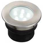 Plug & Play Brevus LED Submersible Recess Outdoor Garden Decking Light