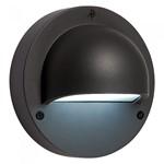 Plug & Play Deimos LED Anthracite Outdoor Garden Bulkhead Wall Light
