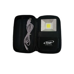Portable Work Light With Travel Case