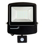 REX 100W LED Slim Floodlight with PIR