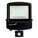 REX 100W LED Slim Floodlight with PIR