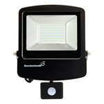 REX 70W LED Slim Floodlight with PIR