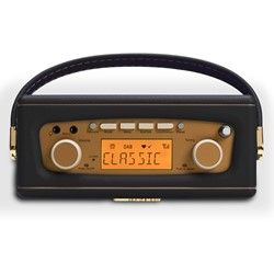 Roberts Revival Uno DAB Radio - Black