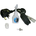 Ropelight Mains Connector Lead kit