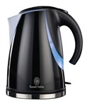 Russell Hobbs 14590 Stylis Kettle - 1.7 Litres - Black Gloss