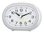 Tern White Alarm Clock