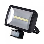 Timeguard LED 20W Energy Saving Wide Beam PIR Floodlight-Black