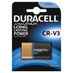 Duracell Ultra High Power Lithium Battery, CR-V3, 3V