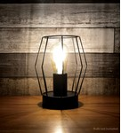 Lamp Cage - Vintage Style Desk Lamp